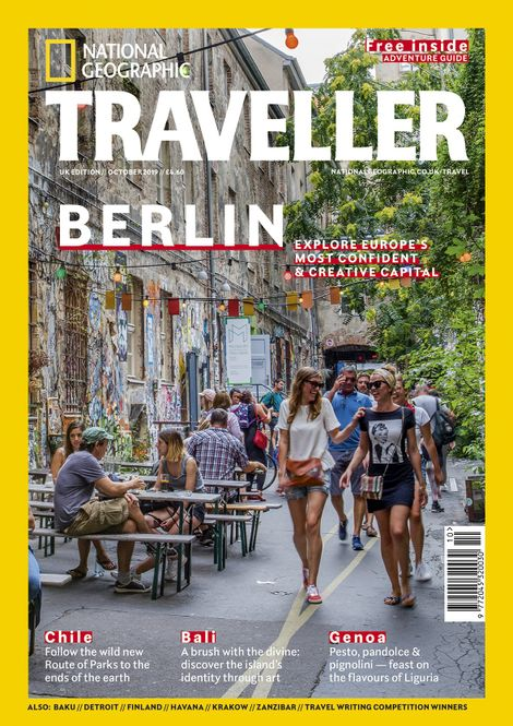 National Geographic Traveller (UK) October 2019