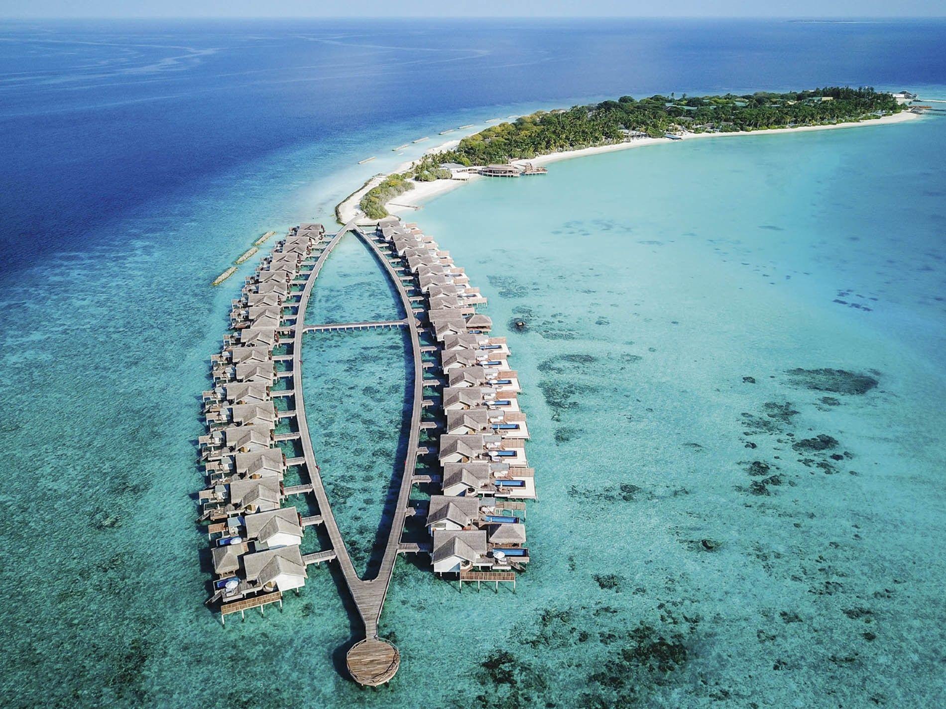 Fairmont Maldives — Sirru Fen Fushi