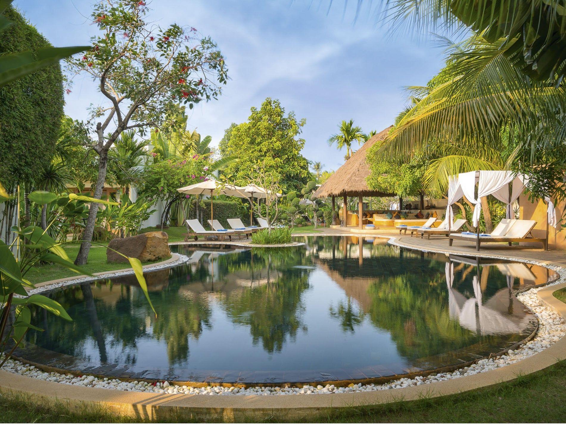 Navutu Dreams Resort Wellness Retreat