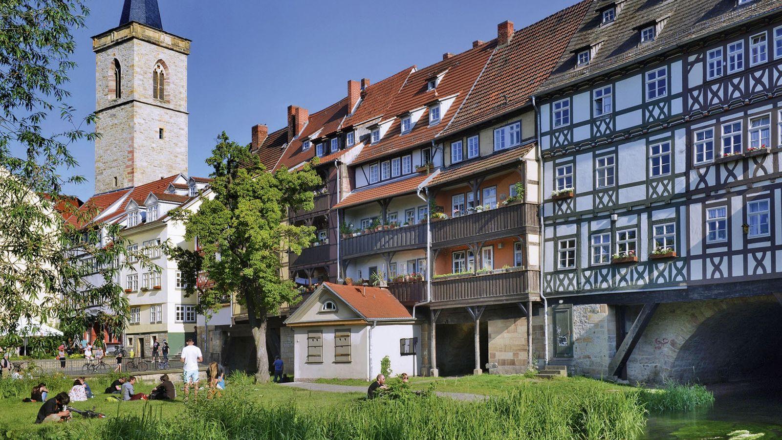 Erfurt Tourismus & Marketing