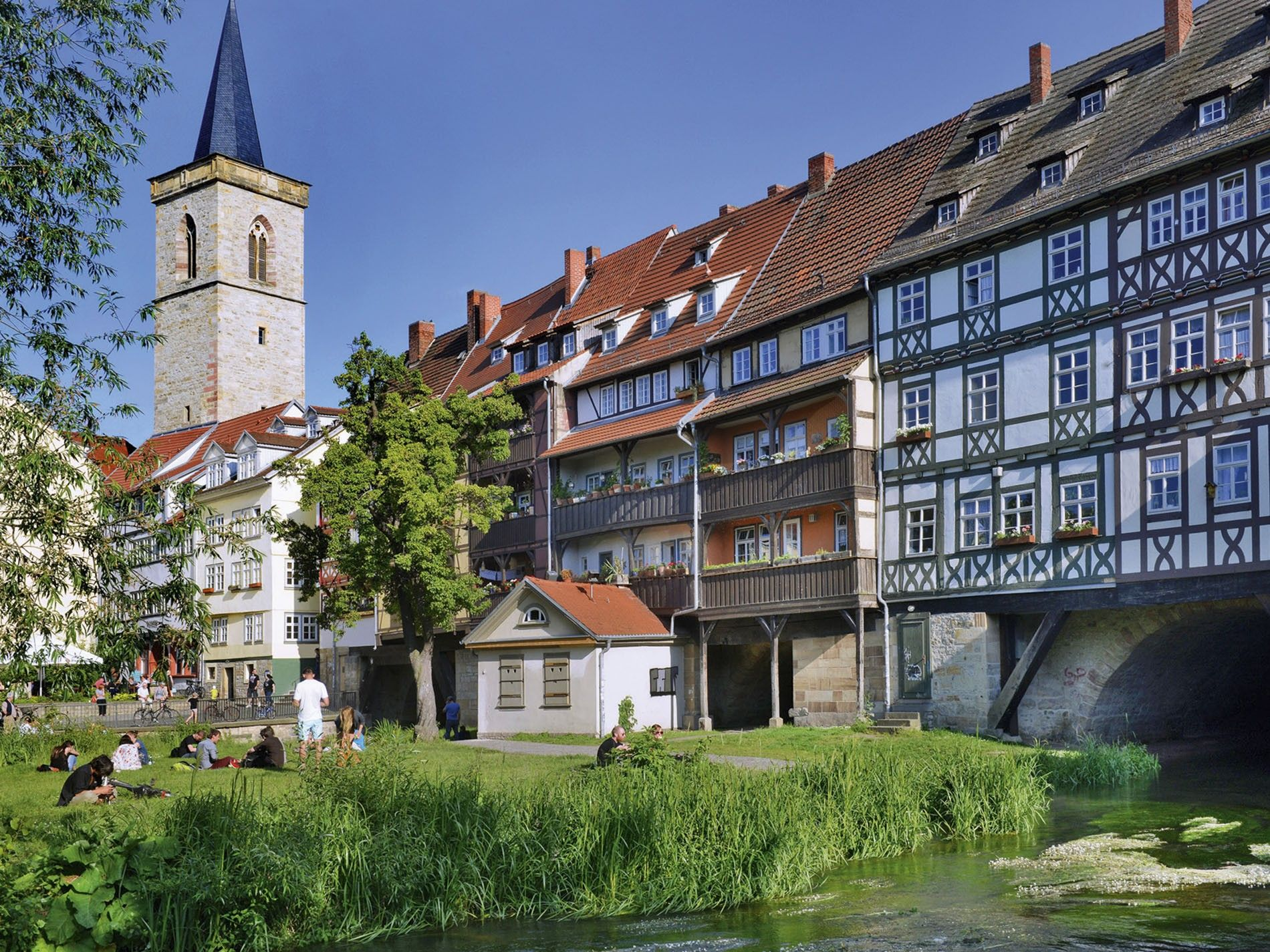 Erfurt Tourismus & Marketing