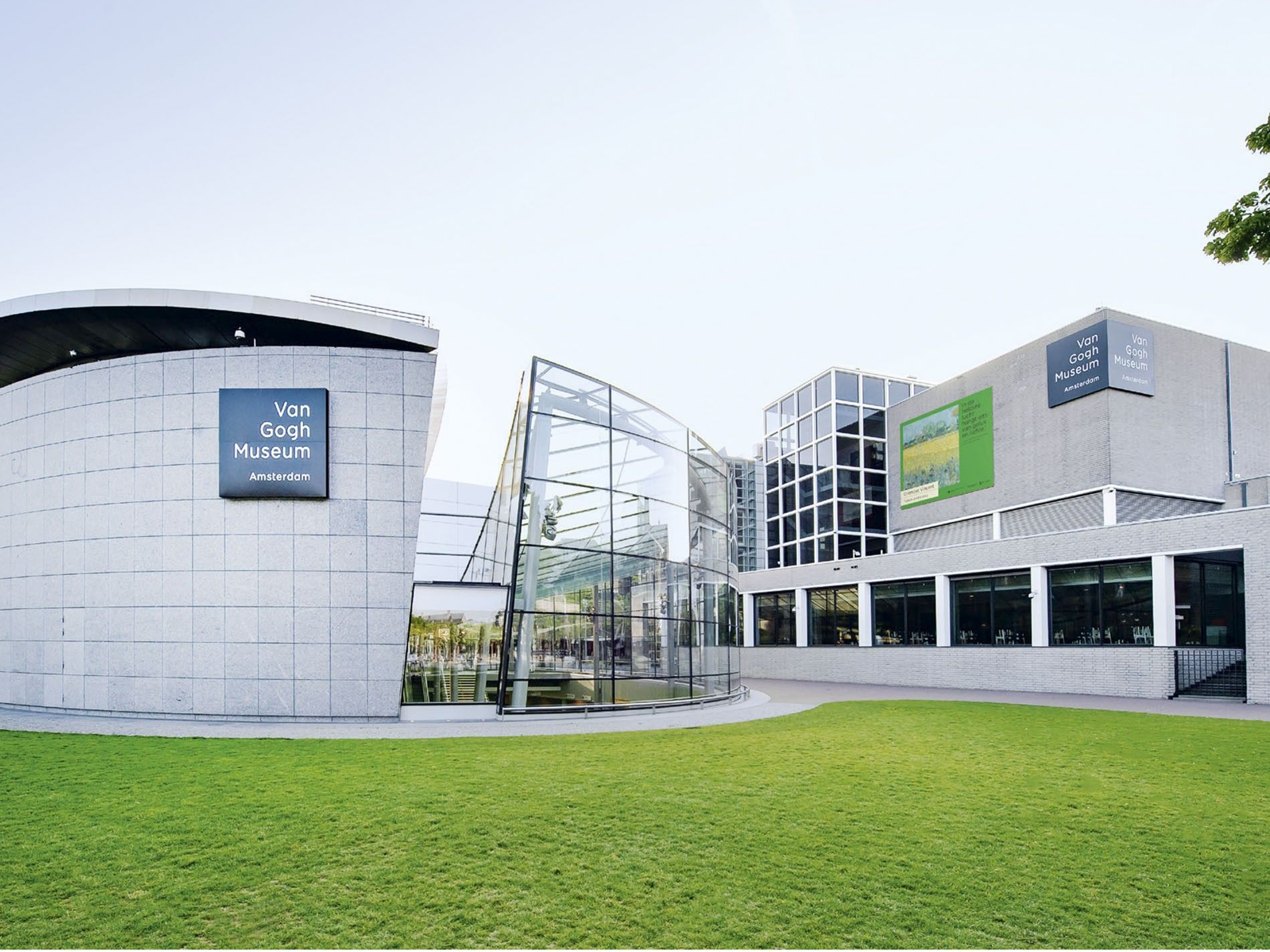 Van Gogh Museum Building