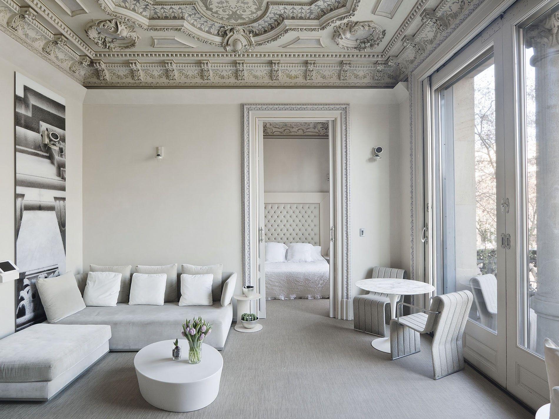 El Palauet Living Barcelona room