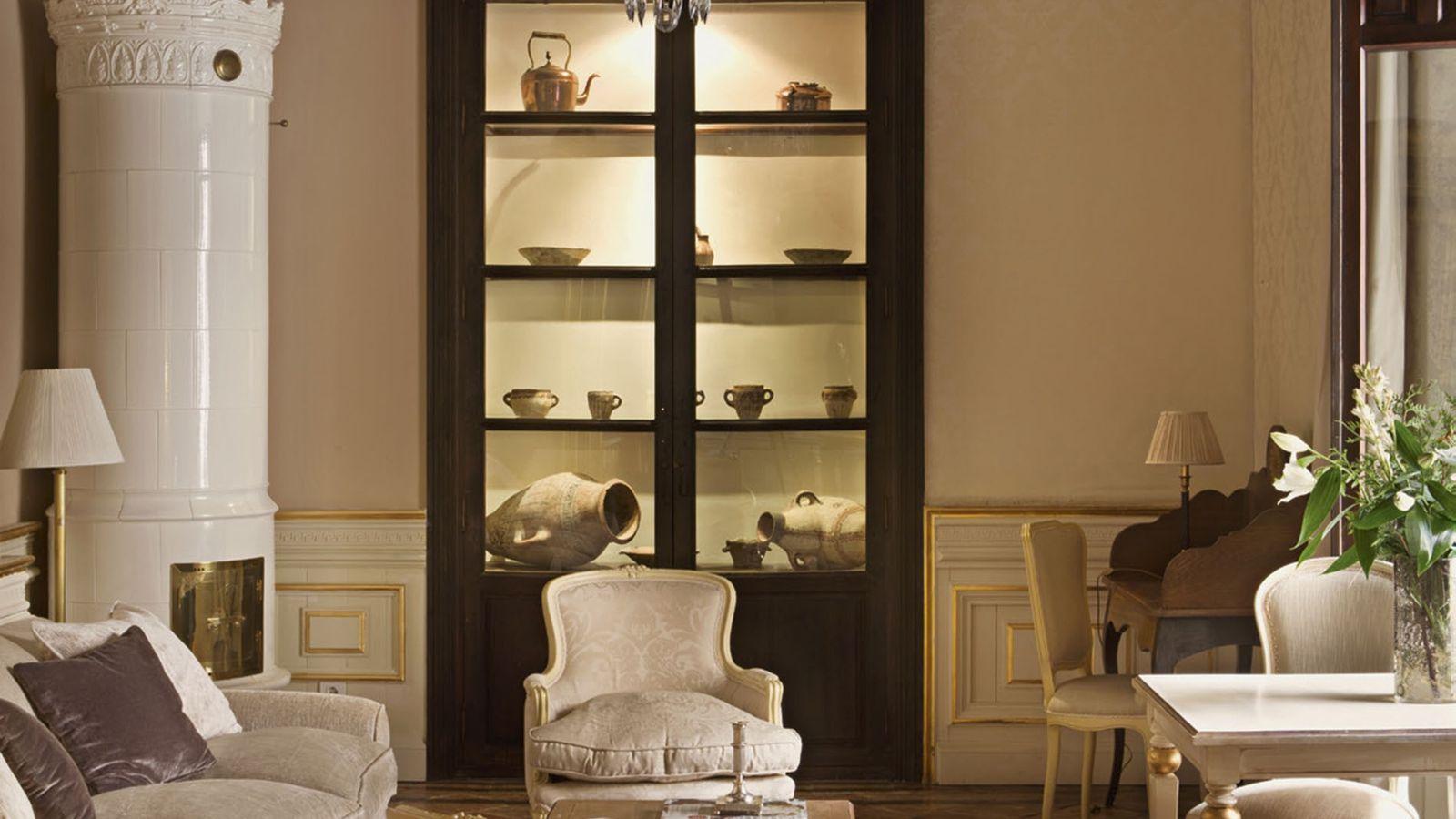 A room at Hotel Casa 1800 Granada