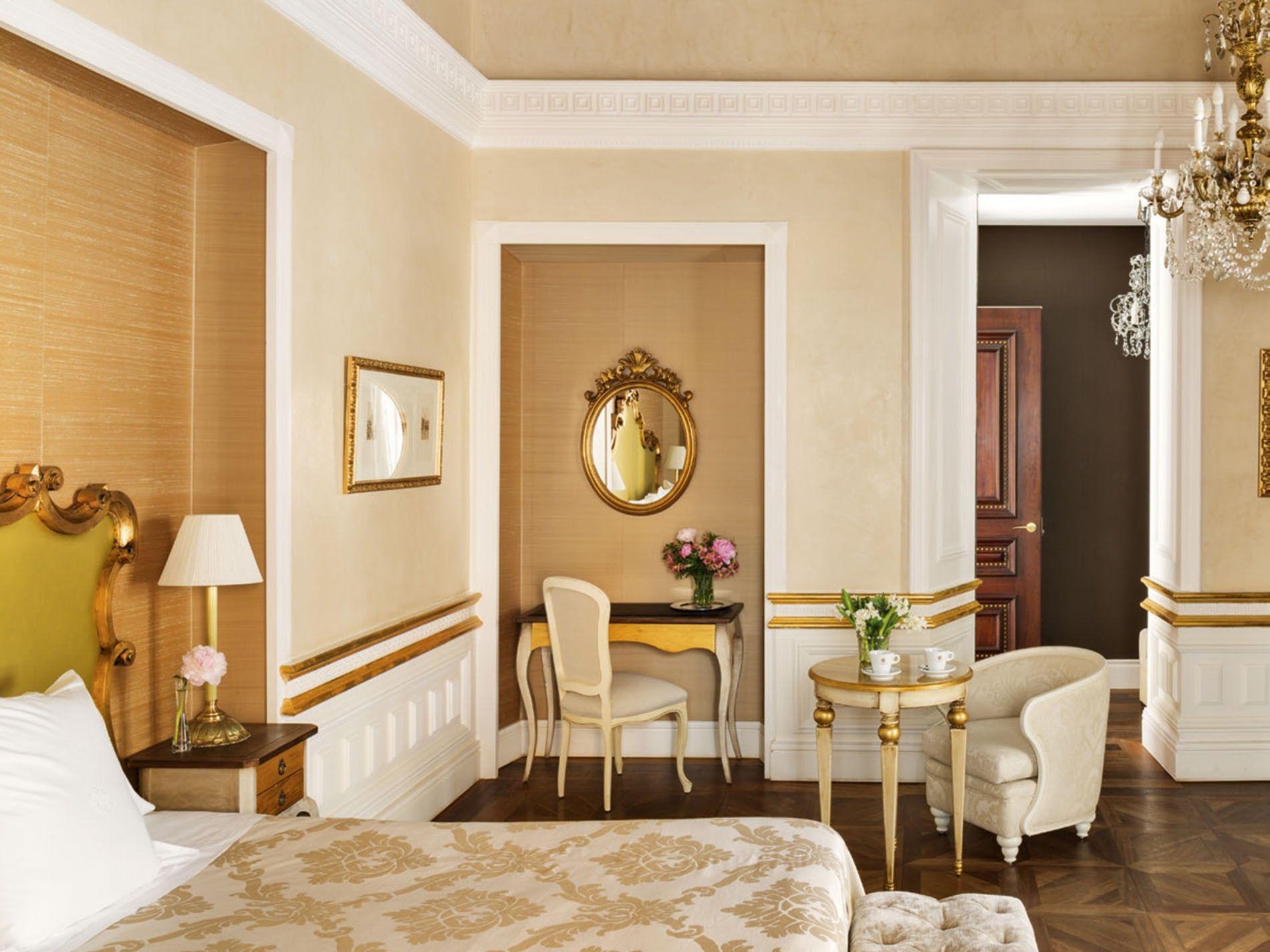 A room at Hotel Casa 1800 Sevilla