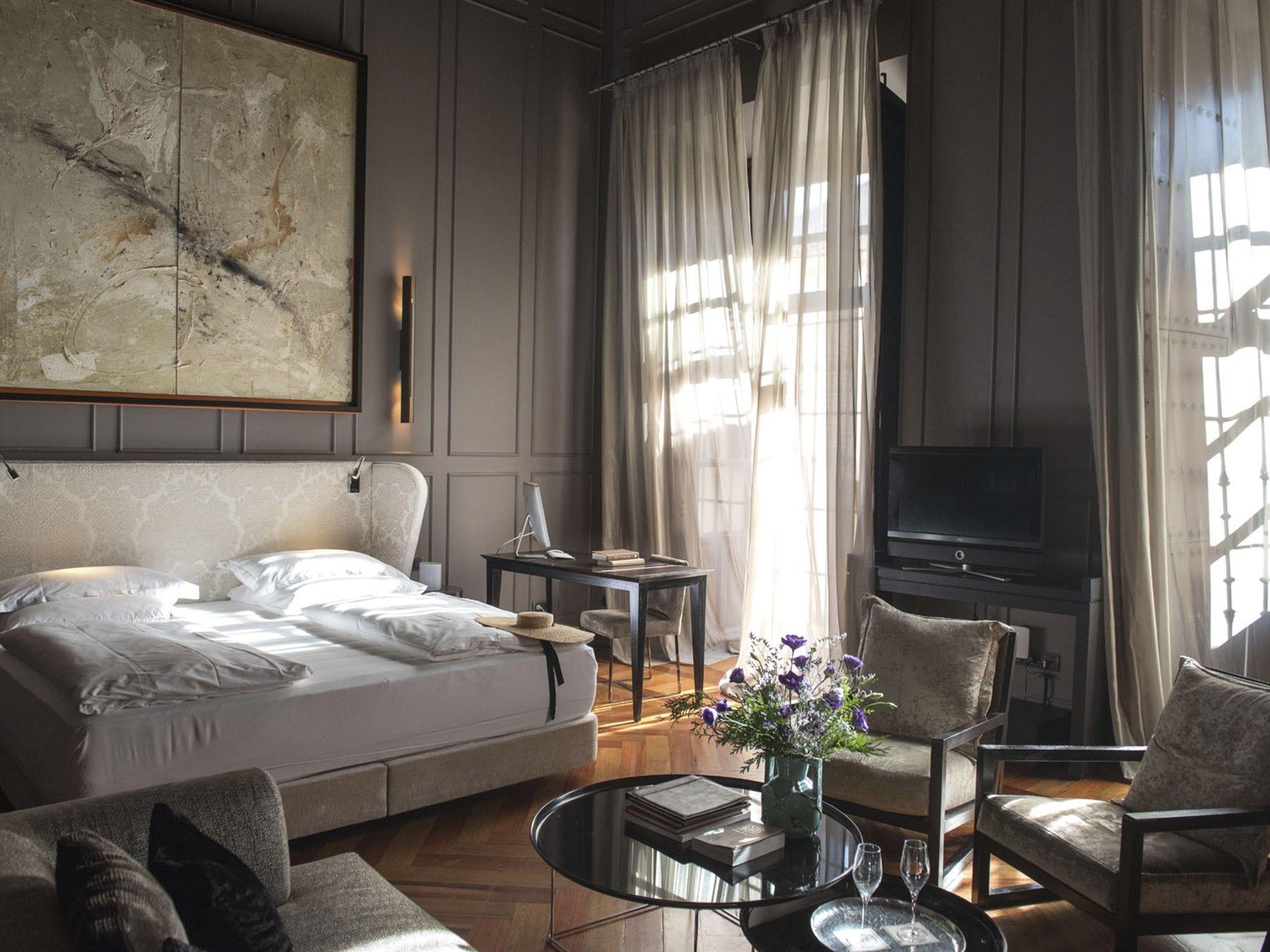 Room at Hotel Palacio De Villapanés