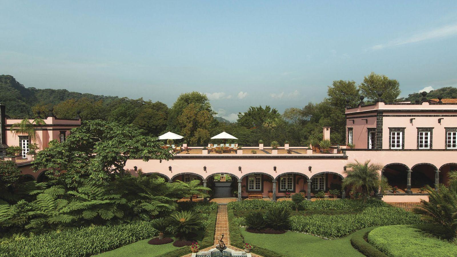 Cuixmala and the Hacienda de San Antonio