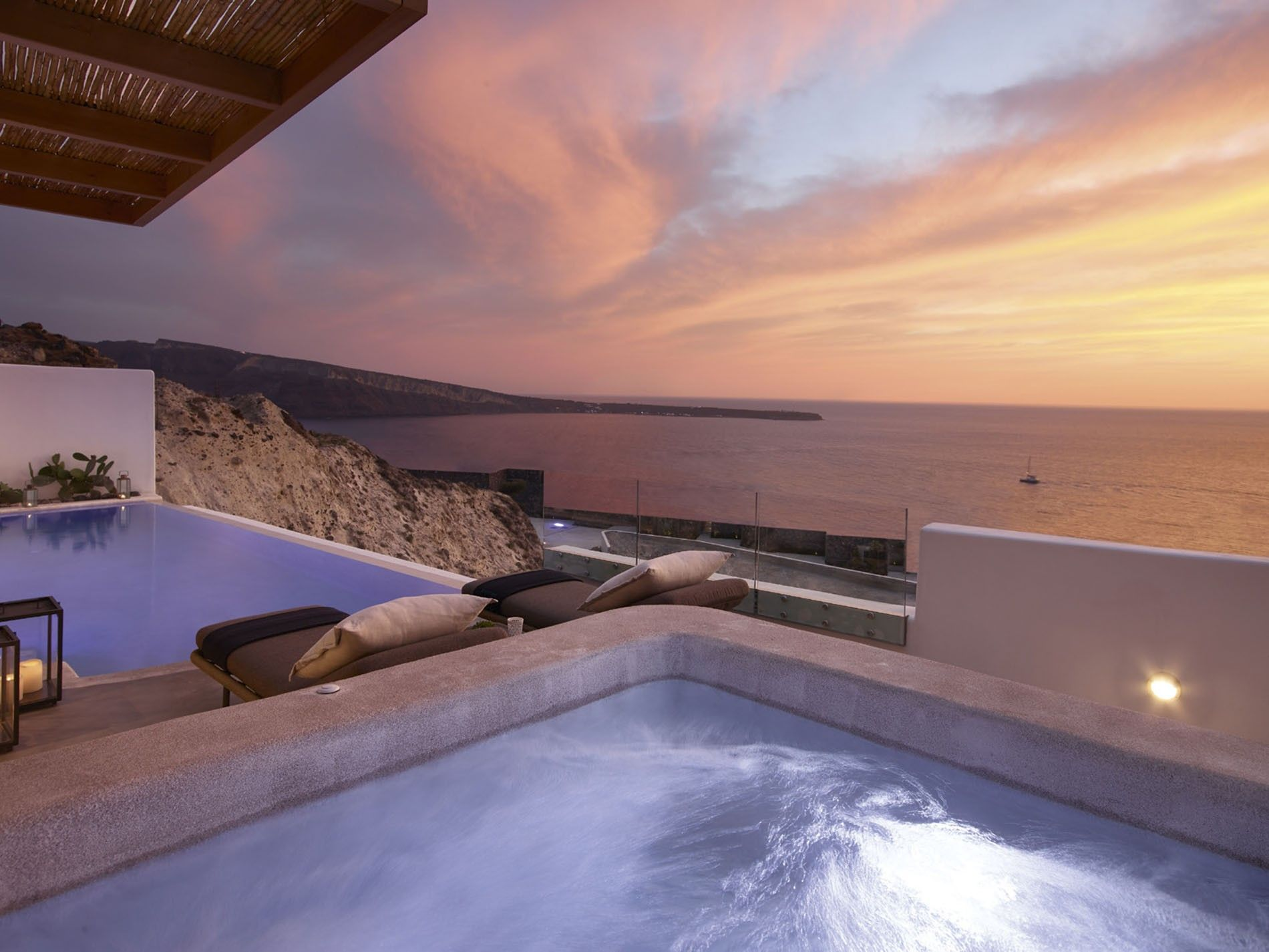 Santo Maris Oia Luxury Suites Spa
