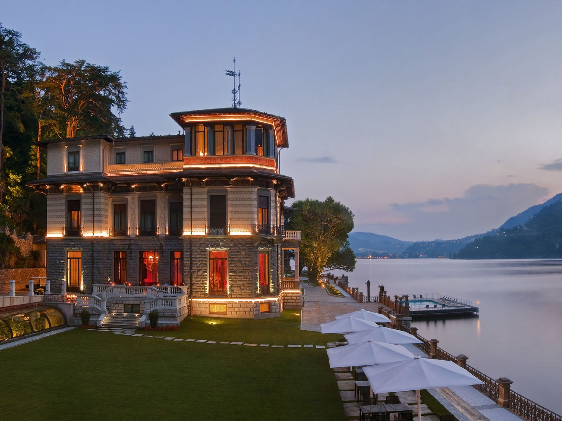 CastaDiva Resort Spa