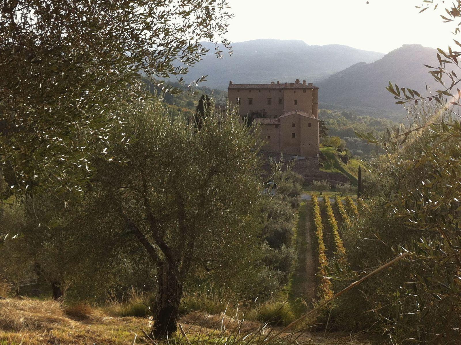 Partner content: Castello di Potentino