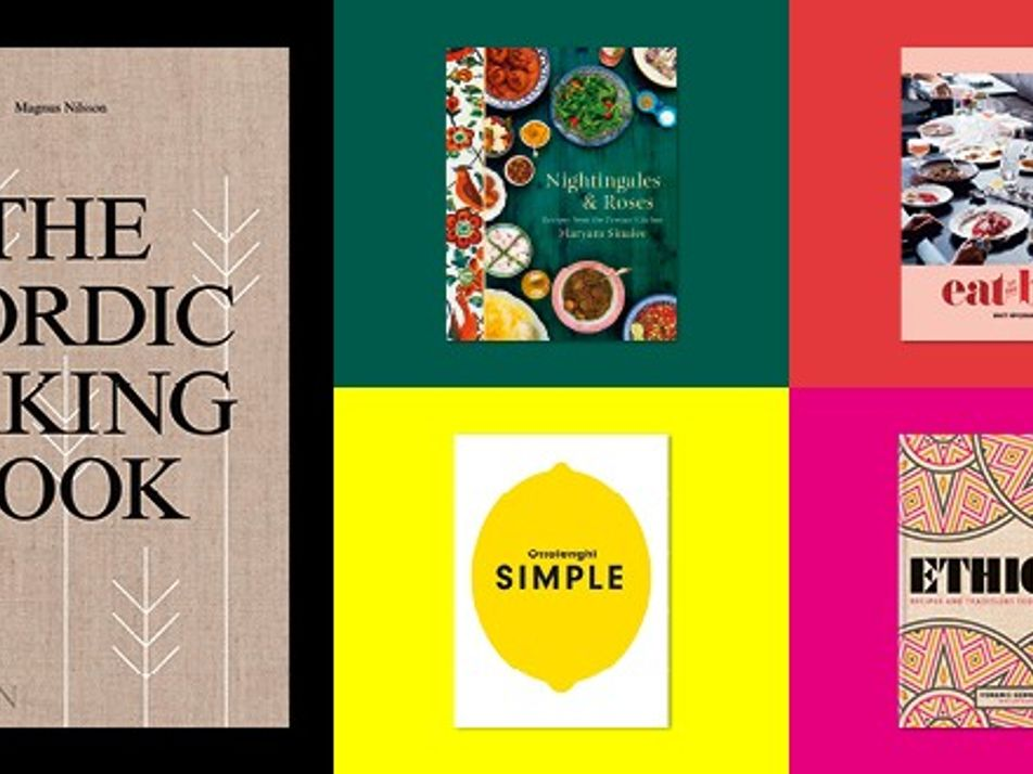 From Sweden to Ethiopia: The best new cookbooks