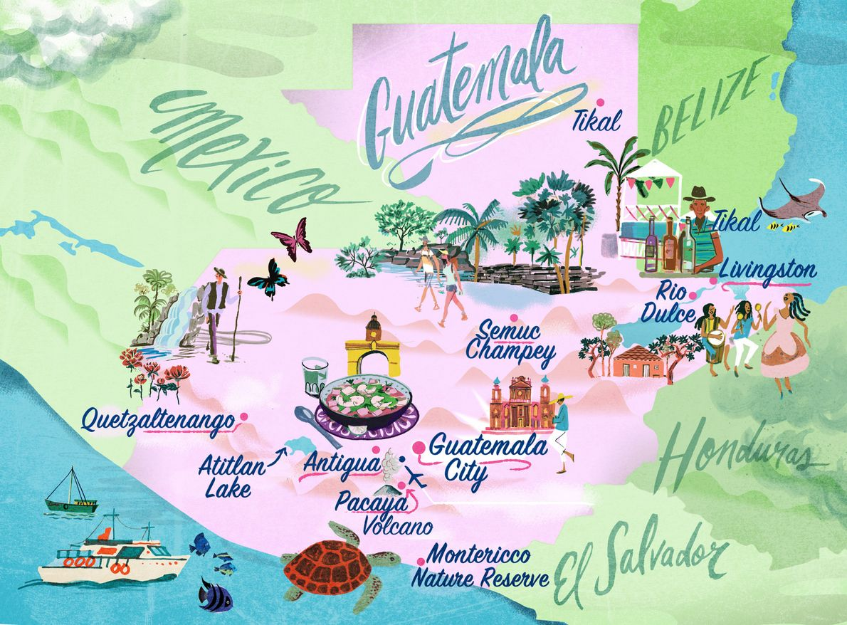 A culinary guide to Guatemala