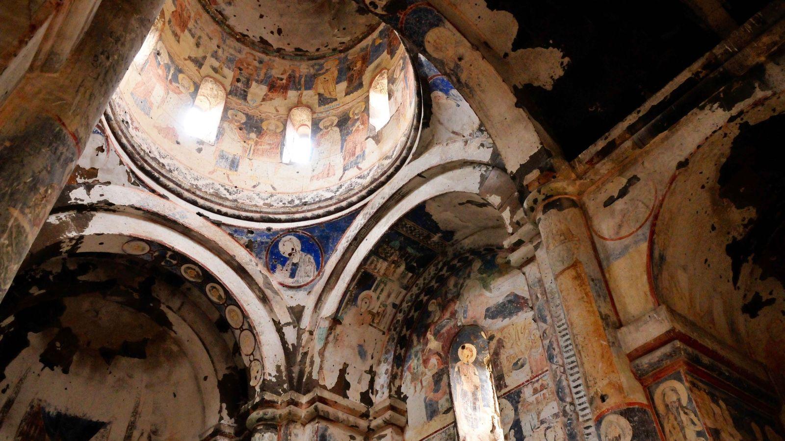 The Church of St Gregory the Illuminator, Ani, Turkey.