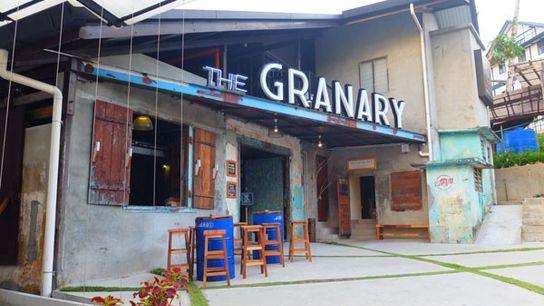 The Granary, Kuching, Malaysia.