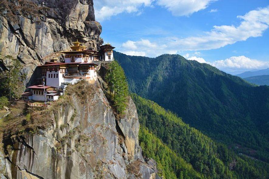 Tigers Nest Monastery.