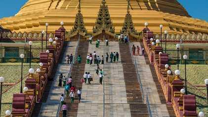 Sachin Rao: Myanmar