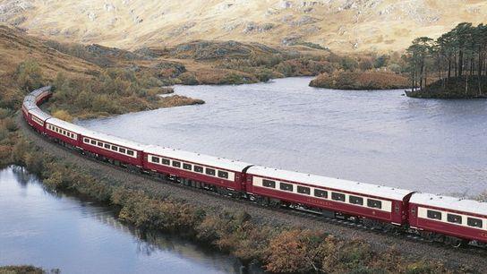 Family rail journeys: Northern Belle