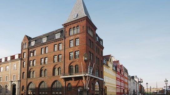Exterior of Hotel Bethel Somandshjem, Copenhagen.