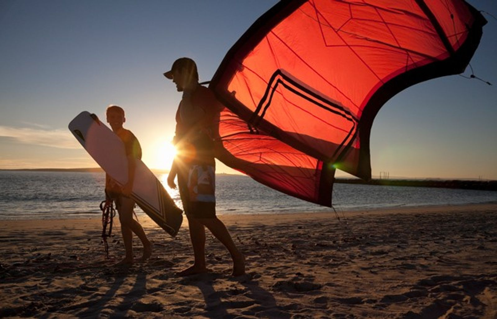 Where to go kitesurfing