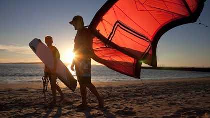 Where to go kitesurfing