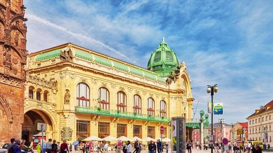 Top 5: Architectural styles in Prague