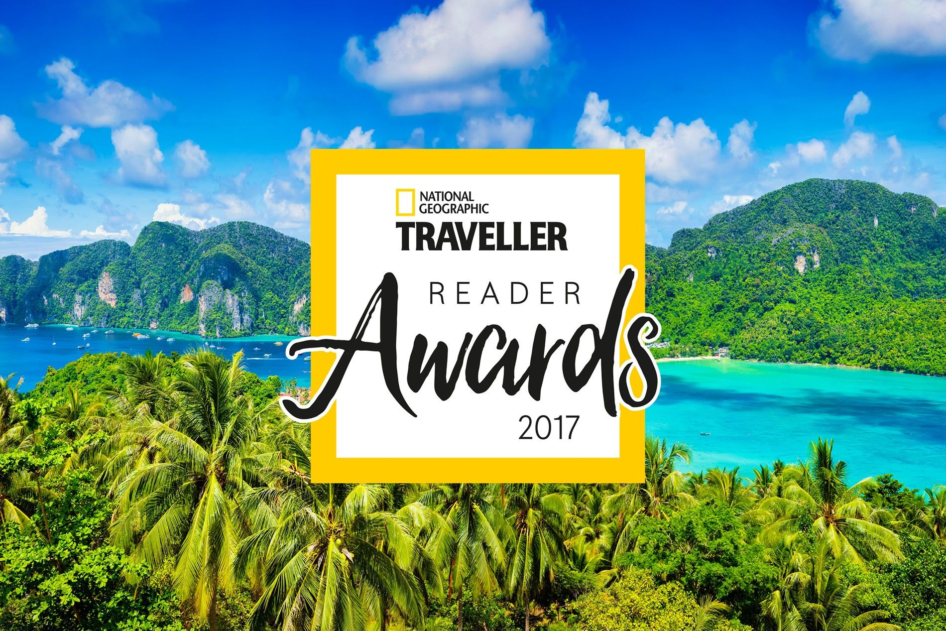National Geographic Traveller Reader Awards 2017