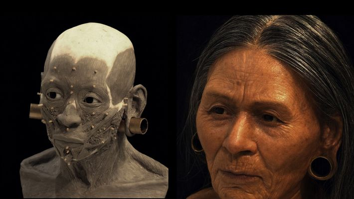 Exclusive: Face of Ancient Queen Revealed for the First Time