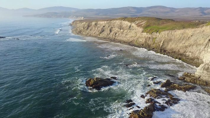 Rare Swath of Pristine Southern California Coastline Protected