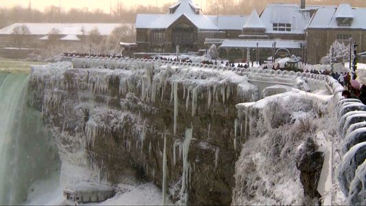 Why Niagara Falls Doesn't Freeze Solid