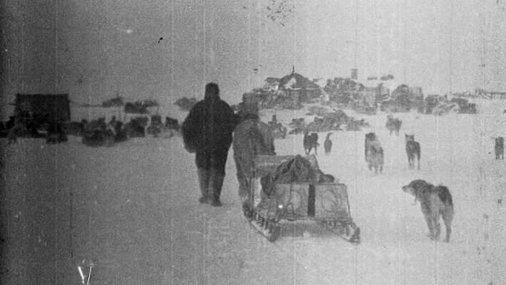 Chaotic 1902 Arctic Expedition Revealed in Nat Geo's First Film