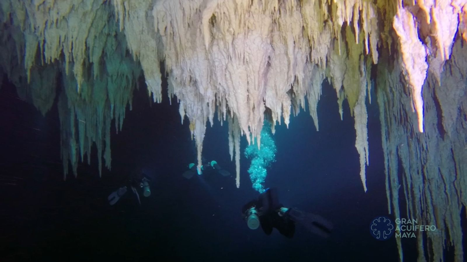 Explore the World's Largest Underwater Cave