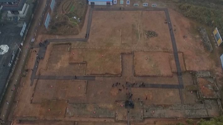 See Where an Ancient Chinese Temple Once Stood