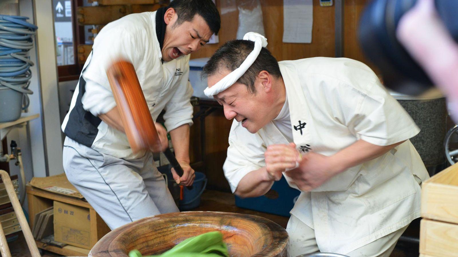 Nakatanidou Rice Shop, Nara