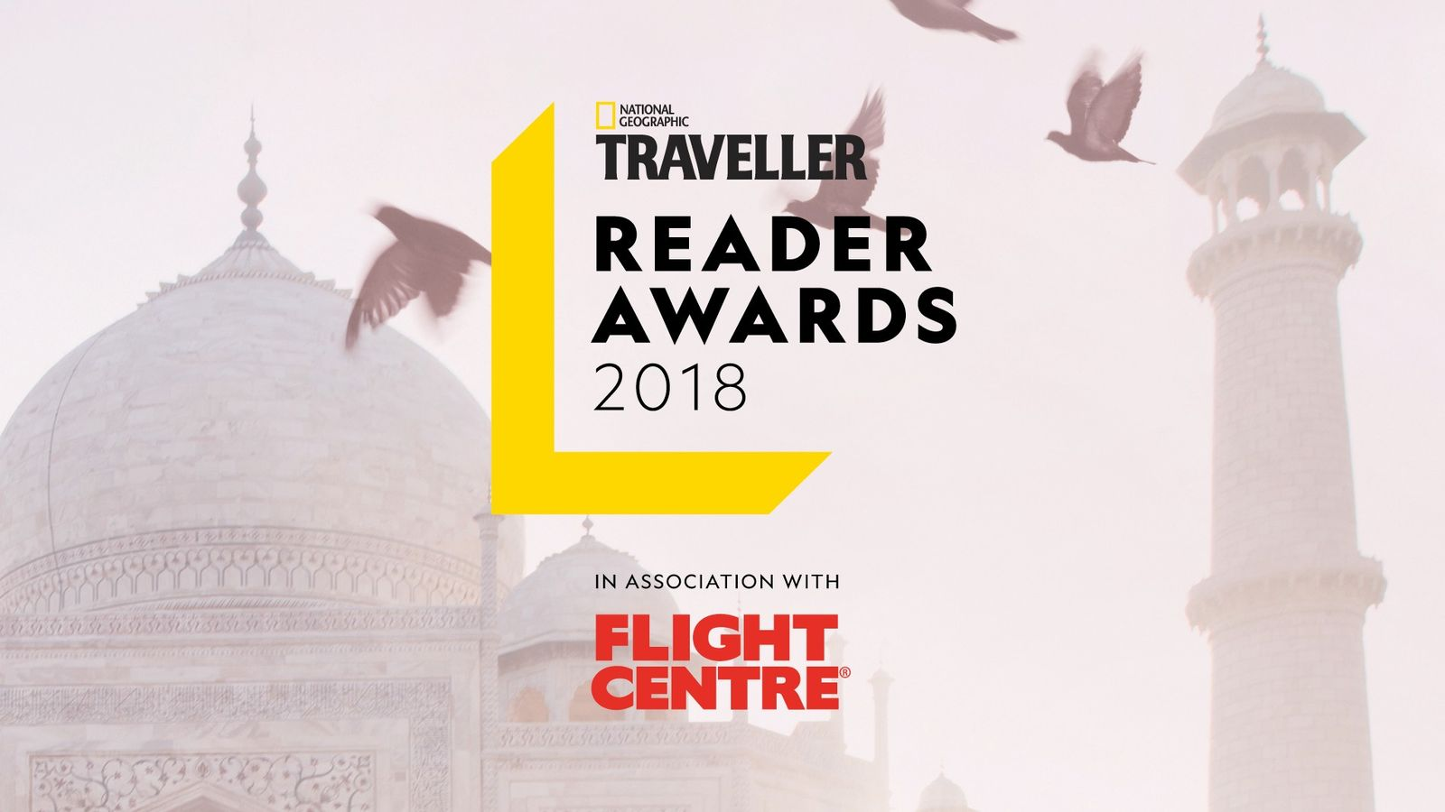 National Geographic Traveller Reader Awards 2018