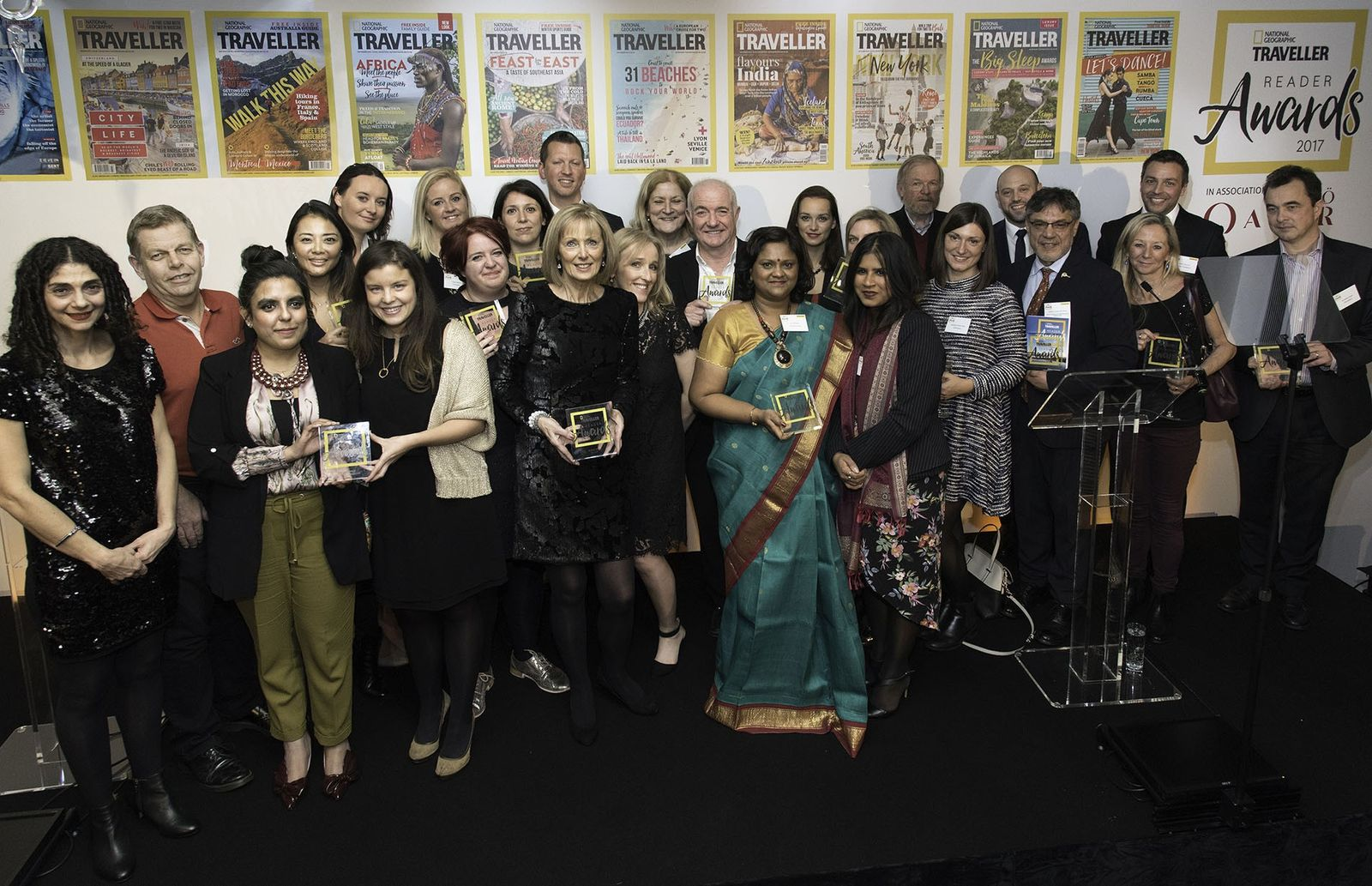 National Geographic Traveller Reader Awards Winners 2017