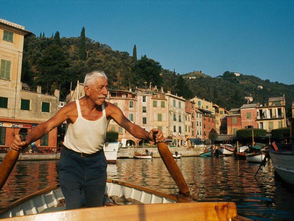 Images from the NatGeo archive evoke the timeless atmosphere of coastal Italy
