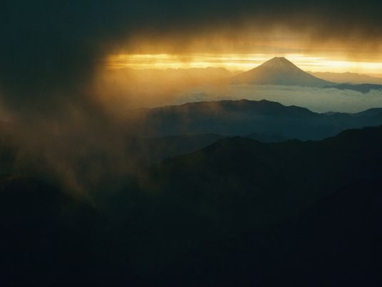 Mount Fuji: a Reverent Ascent