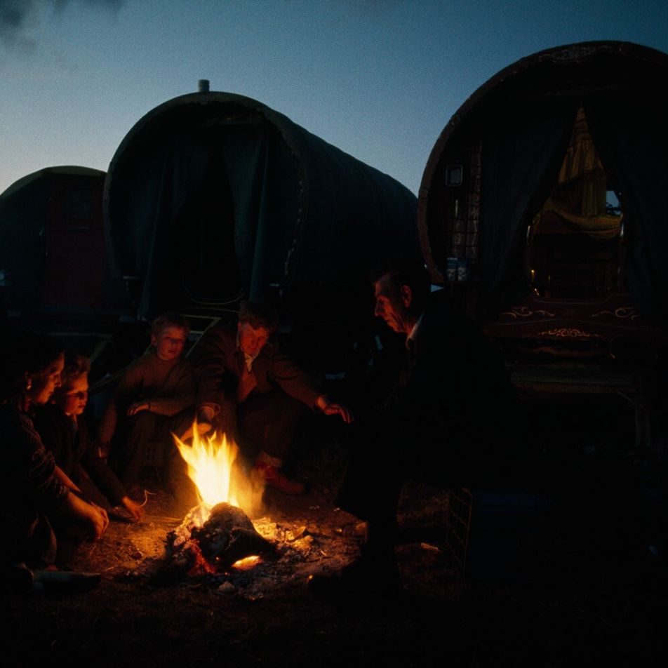 Vintage photos from the NatGeo archive show the lives of nomadic people around the world