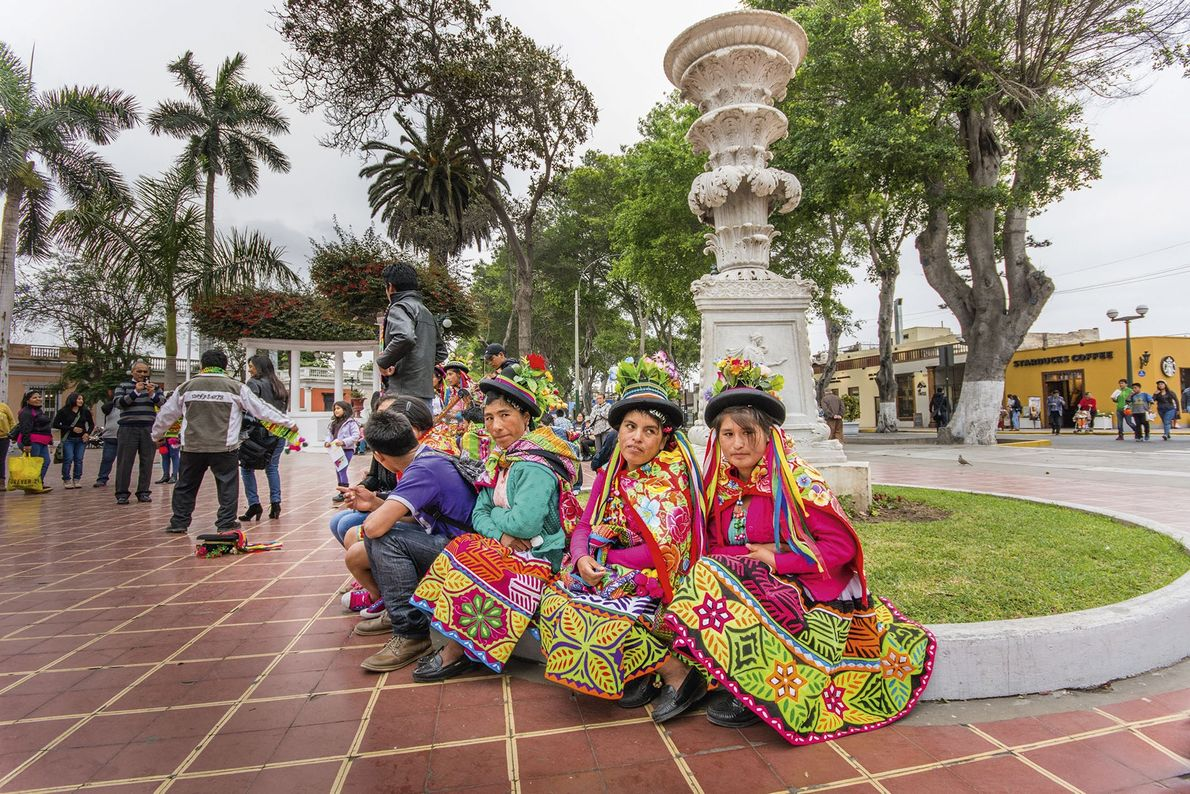 Peru: a neighbourhood guide to Lima