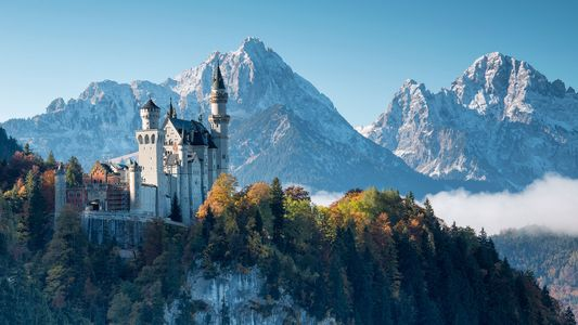 ThisImmense, Fairy-Tale Castle was Built for One Person
