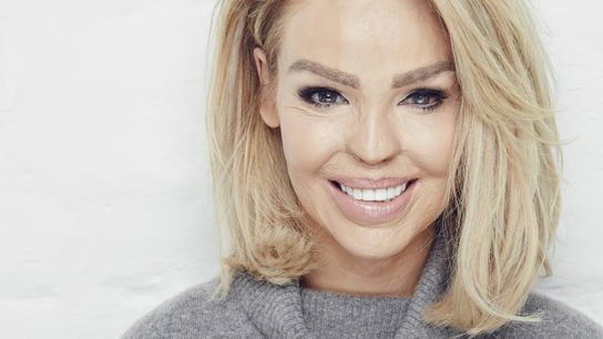 Katie Piper started her foundation a year after surviving a 2008 sulphuric acid attack. She will ...