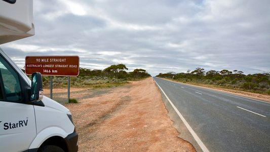 The Nullarbor: The long & lonely road