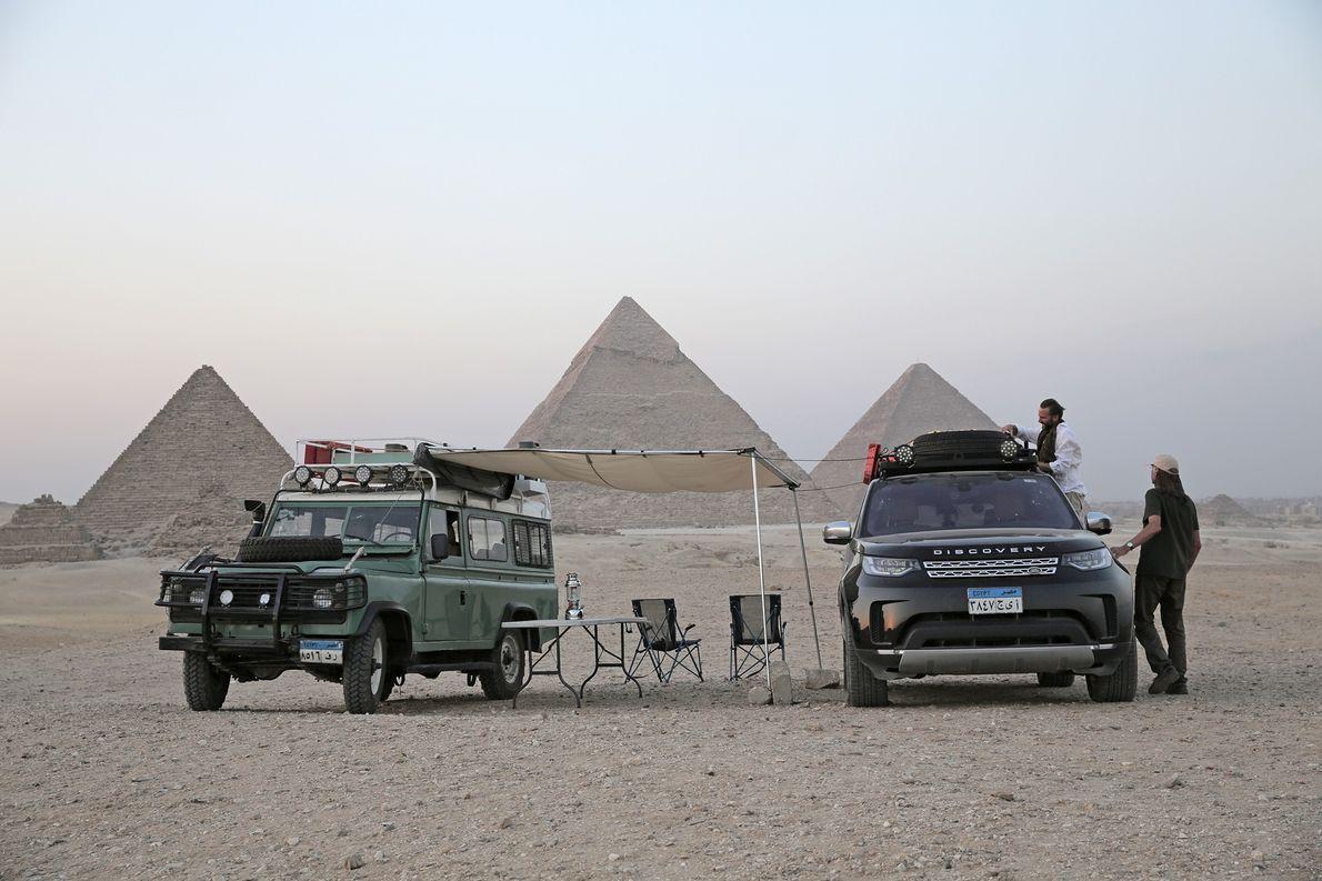 Return to the Nile: Photo Diary