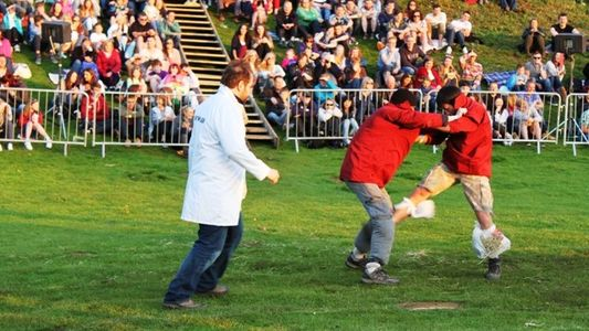 The Cotswolds: The Olimpick Games