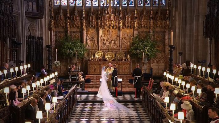 Operation Royal Wedding: first 30 seconds