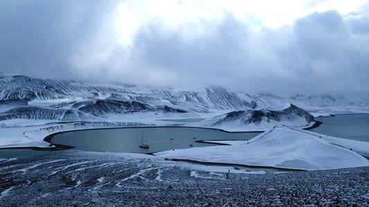 Antarctica: Polar swimming