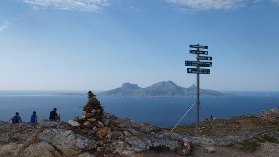 Keiservarden plateau, Norway