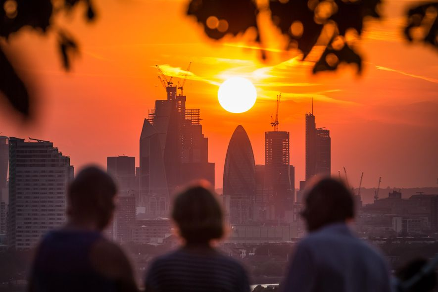 London's climate 'will resemble Barcelona's by 2050,' study reveals