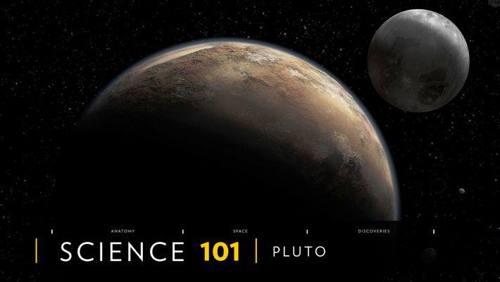 Pluto 101.