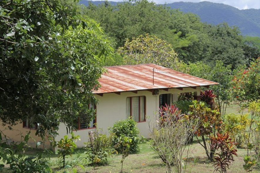 Pachito's house, Nicoya Peninsula, Costa Rica.
